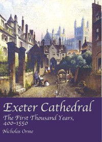 Cover Exeter Cathedral