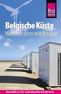 Cover Reise Know-How Reiseführer Belgische Küste – Westflandern mit Brügge