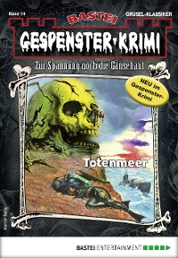 Cover Gespenster-Krimi 14 - Horror-Serie