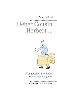 Cover Lieber Cousin Herbert ...