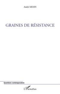 Cover GRAINES DE RESISTANCE