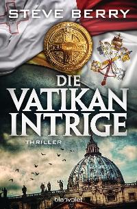 Cover Die Vatikan-Intrige