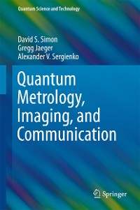 Cover Quantum Metrology, Imaging, and Communication