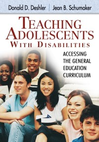 Cover Teaching Adolescents With Disabilities: