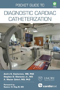 Cover Pocket Guide to Diagnostic Cardiac Catheterization