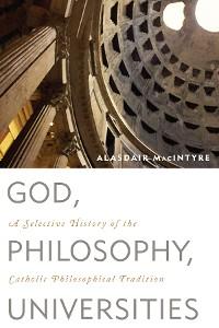 Cover God, Philosophy, Universities