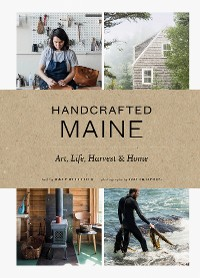 Cover Handcrafted Maine
