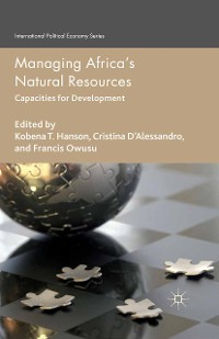Cover Managing Africa's Natural Resources