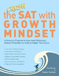 Cover Crush the SAT with Growth Mindset