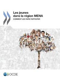 Cover Les jeunes dans la region MENA Comment les faire participer
