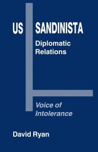 Cover US-Sandinista Diplomatic Relations
