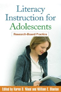 Cover Literacy Instruction for Adolescents