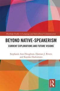 Cover Beyond Native-Speakerism