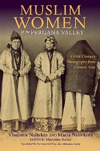 Cover Muslim Women of the Fergana Valley