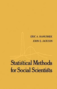 Cover Statistical Methods for Social Scientists