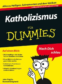 Cover Katholizismus für Dummies