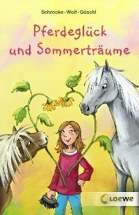 Cover Pferdeglück und Sommerträume