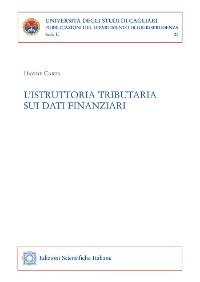 Cover L'istruttoria tributaria sui dati finanziari