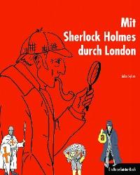 Cover Mit Sherlock Holmes durch London