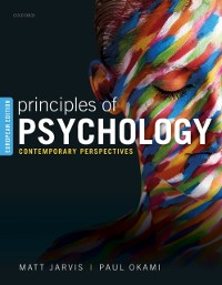 Cover Principles of Psychology