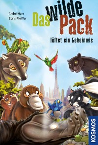 Cover Das Wilde Pack, 10