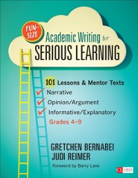 Cover Fun-Size Academic Writing for Serious Learning
