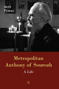 Cover Metropolitan Anthony of Sourozh