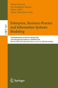 Cover Enterprise, Business-Process and Information Systems Modeling