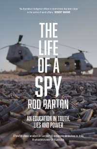 Cover The Life of a Spy