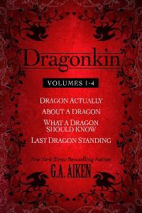 Cover Dragonkin Bundle Books 1-4