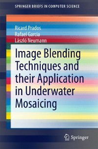 Cover Image Blending Techniques and their Application in Underwater Mosaicing