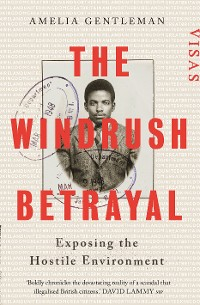 Cover The Windrush Betrayal