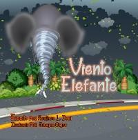 Cover Viento Elefante (Spanish Edition)