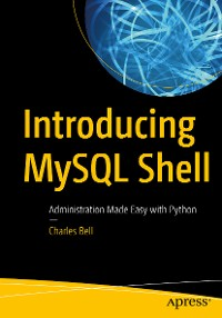 Cover Introducing MySQL Shell