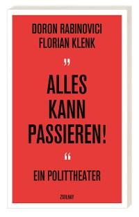 """Cover """"Alles kann passieren!"""""""