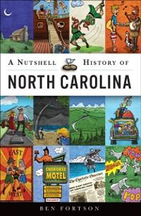 Cover Nutshell History of North Carolina, A