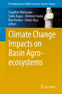 Cover Climate Change Impacts on Basin Agro-ecosystems