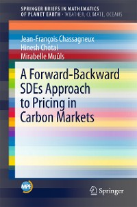 Cover A Forward-Backward SDEs Approach to Pricing in Carbon Markets