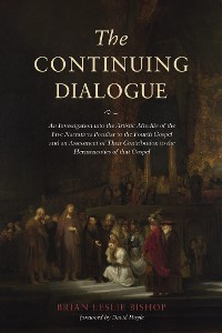 Cover The Continuing Dialogue