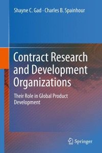 Cover Contract Research and Development Organizations