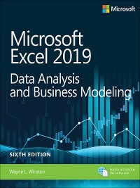 Cover Microsoft Excel 2019 Data Analysis and Business Modeling