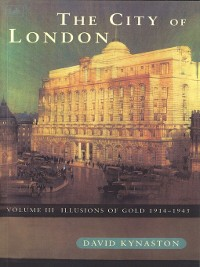 Cover The City of London Volume 3