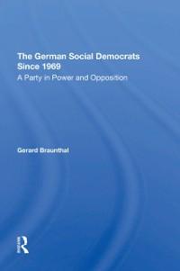 Cover German Social Democrats Since 1969