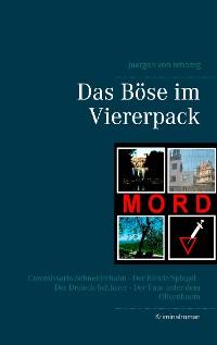 Cover Das Böse im Viererpack