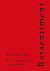 Cover Ressentiment