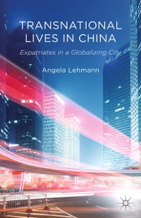 Cover Transnational Lives in China