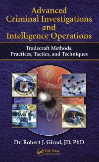 Cover Advanced Criminal Investigations and Intelligence Operations