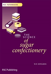 Cover Science of Sugar Confectionery