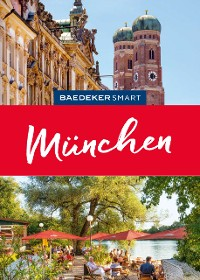 Cover Baedeker SMART Reiseführer München