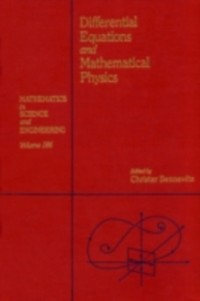 Cover Differential Equations and Mathematical Physics: Proceedings of the International Conference held at the University of Alabama at Birmingham, March 15-21, 1990